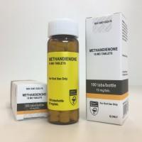 Methandienone 100tab. HILMA Biocare